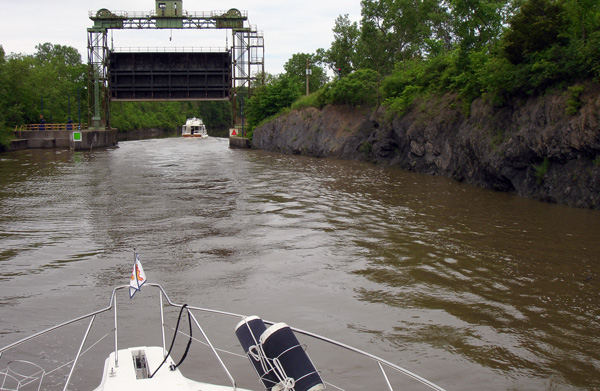 Erie Canal To Amsterdam New York Great Loop Cruising