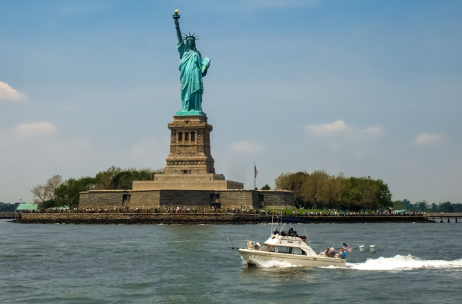 StatueOfLiberty 33b Memorable Moments in New York State